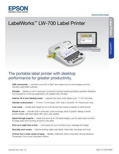 LW-700