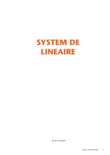 MiniTec système de profilé