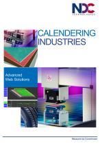 Calendering Industry