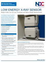 LOW ENERGY X-RAY SENSOR