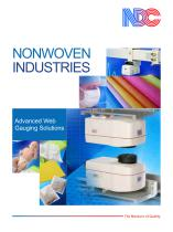 NDC Nonwoven Textiles Applications