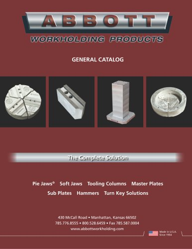 Abbott Workholding Products