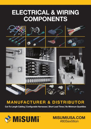 ELECTRICAL & WIRING COMPONENTS