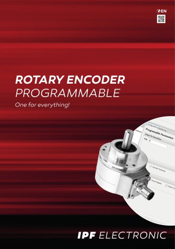 ROTARY ENCODER PROGRAMMABLE