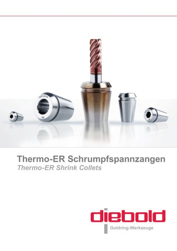 Thermo-ER Shrink Collets