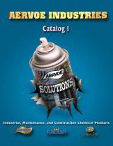 Aervoe Industries - Catalog 1