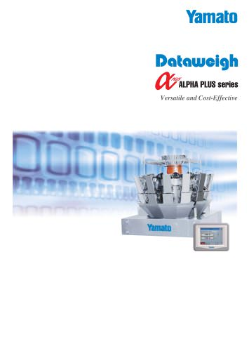 Dataweigh Alpha plus