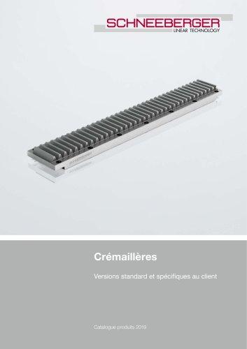 Crémaillères