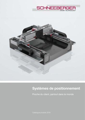 Systèmes de positionnement