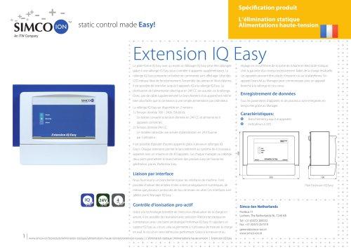 Extension IQ Easy