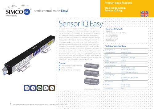 Sensor IQ Easy
