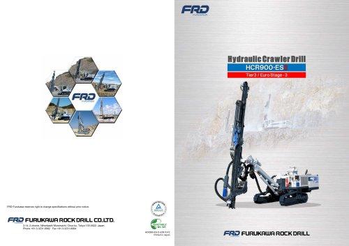 HCR900-ESⅡ