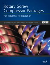 Rotary Screw Compressor Packages