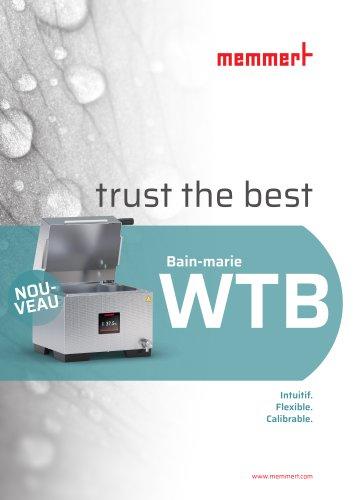 Flyer Bain-marie WTB