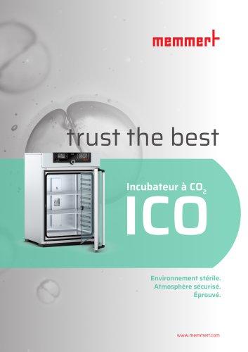 Flyer Incubateur à CO2 ICO