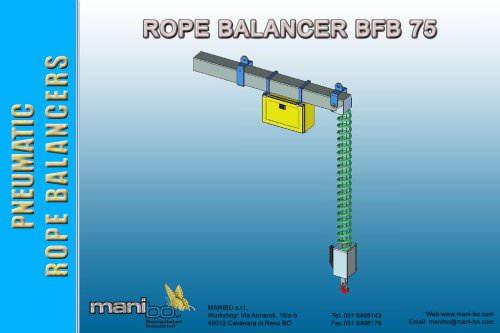 Balancer BFB75