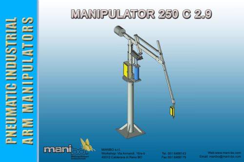 Manipulator 250 NT