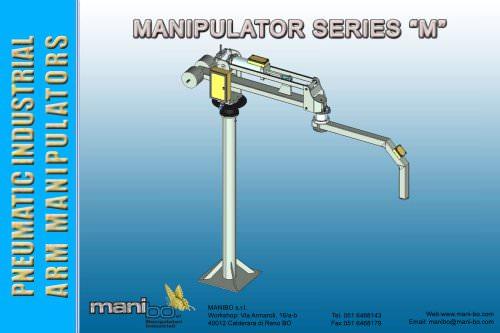 manipulator series M