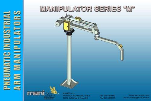 """Manupulator Series """"M"""""""