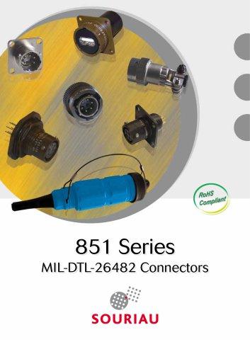 851 Series Master Catalog (MIL-DTL-26482)