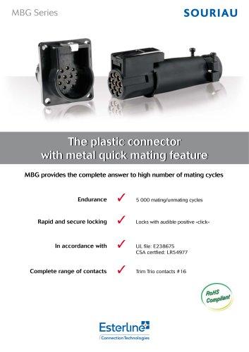Catalog MBG series - Ultra Intensive Use