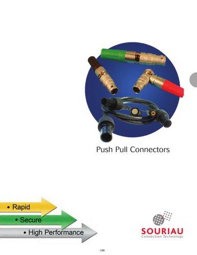 Catalog Push Pull Connectors