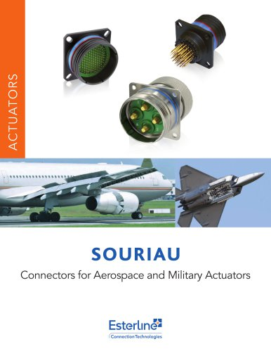 Connectors for Aerospace and Military Actuators