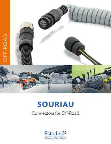 Connectors for Off-Road & Road Service Equipments