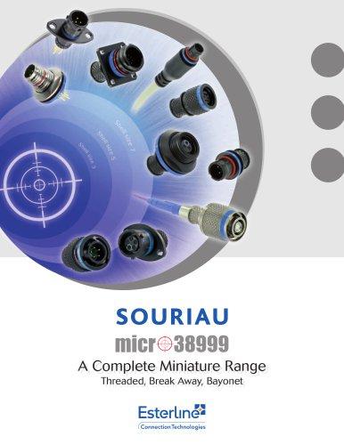 micro38999 A Complete Miniature Range