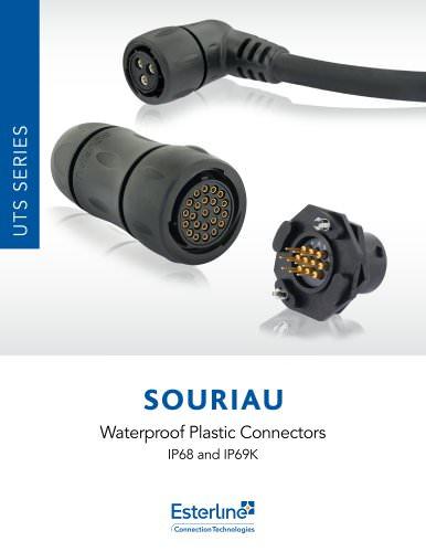 UTS Series - IP67 IP68 and IP69K Waterproof Electrical Connectors