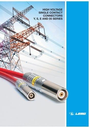 High voltage catalogue
