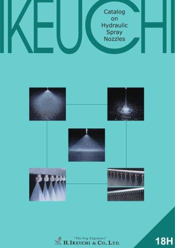 Catalog on Hydraulic Spray Nozzles