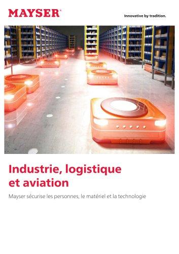 Brochure sur l'industrie