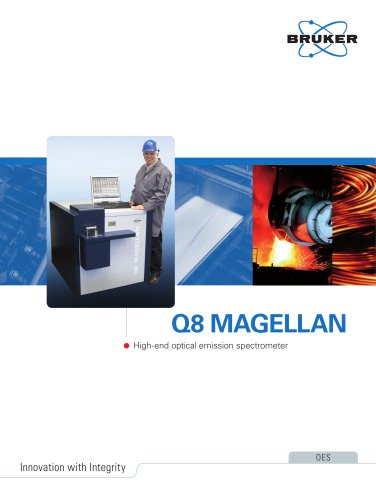 Q8 MAGELLAN - High-end optical emission spectrometer