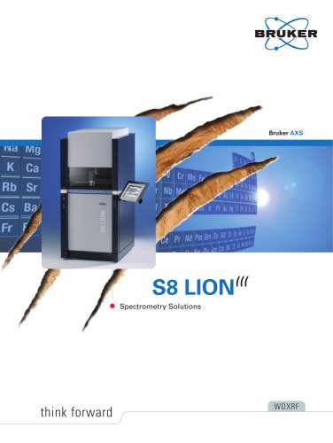 S2 LION - Spectrometry Solutions