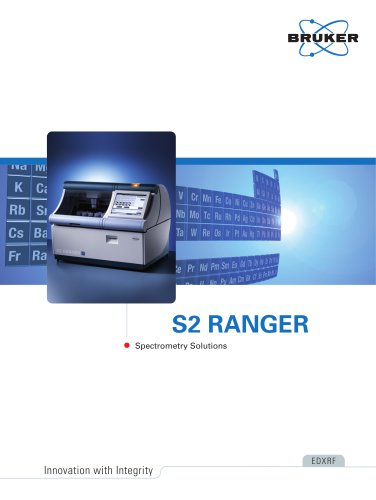 S2 RANGER - Spectrometry Solutions