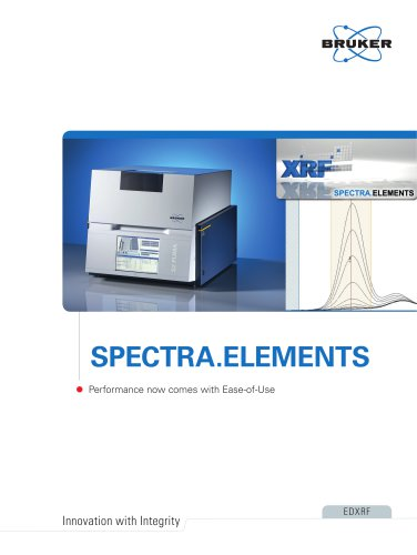 SPECTRA.ELEMENTS - Performance now comes with Ease-of-Use