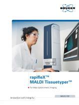 rapifleX™ MALDI Tissuetyper™
