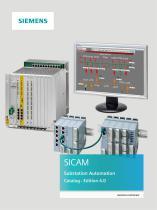 SICAM Substation Automation