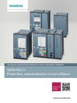 SIPROTEC 5 Protection, automatisation et surveillance