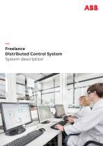 Freelance Distributed Control System System description