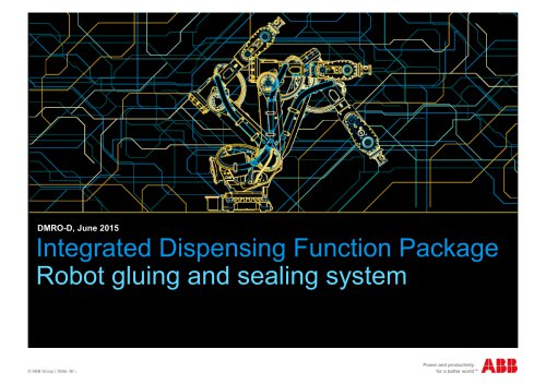 Integrated Dispensing Function Package