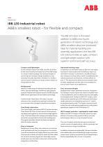 IRB 120 industrial robot