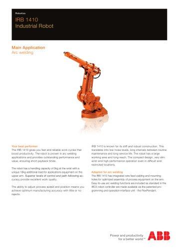 IRB 1410 Industrial Robot