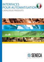 INTERFACES POUR AUTOMATISATION CATALOGUE PRODUITS