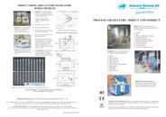 Process air heaters