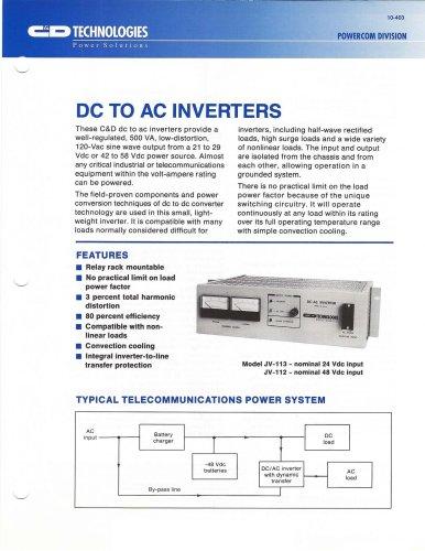 DC-AC Inverters