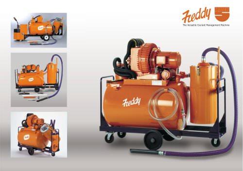 Freddy MK 5 Coolant Vac