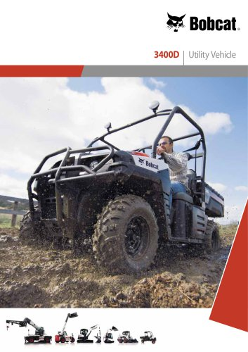 3400D | Utility Vehicle