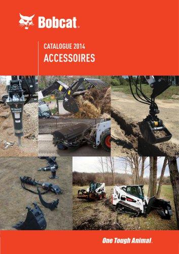 CATALOGUE 2014 ACCESSOIRES